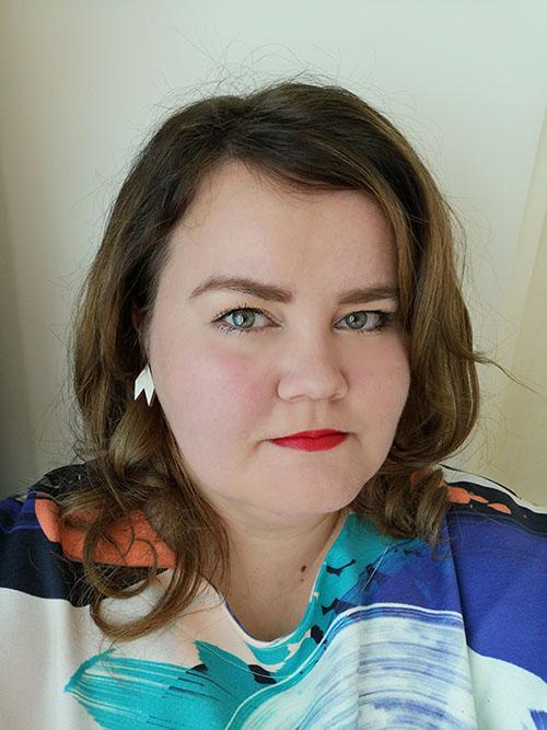 Taina Hanhikoski.