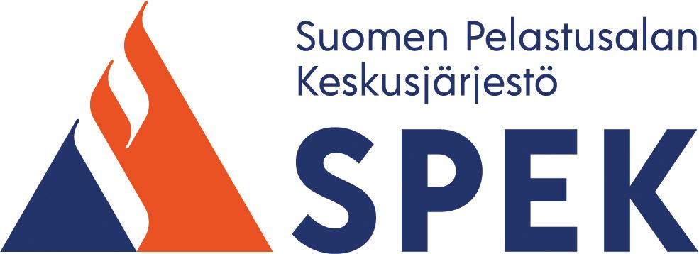 Suomen Pelastusalan Keskusjärjestön logo.