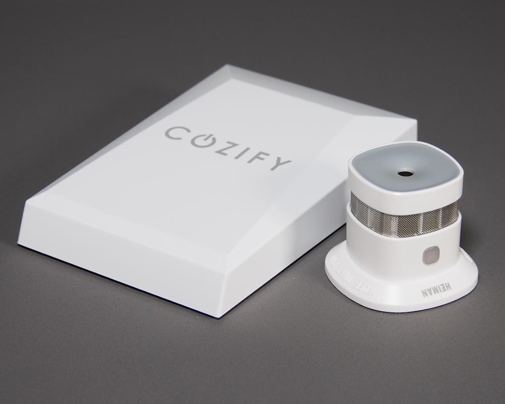Cozify-älyjärjestelmä.