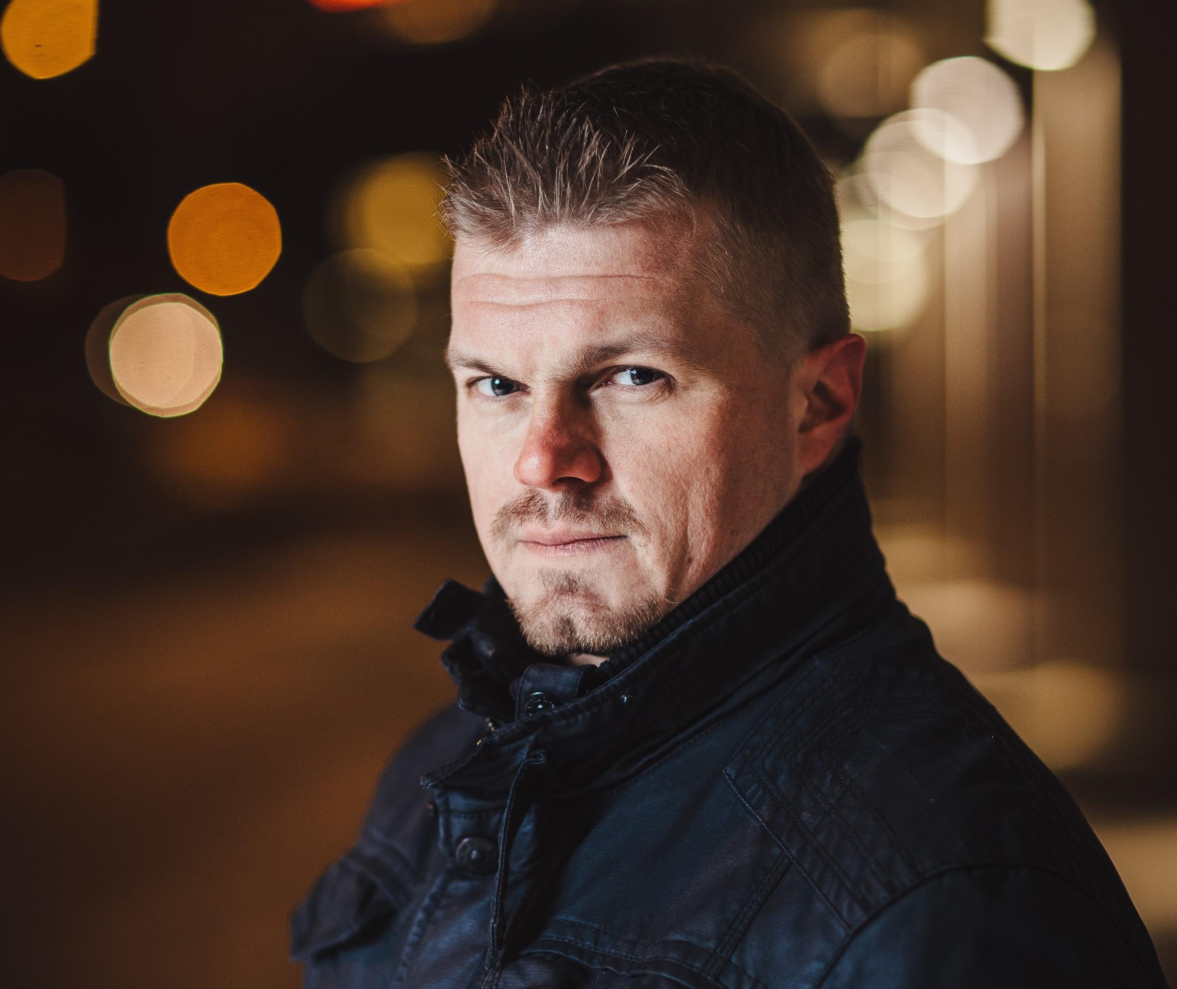 Vuoden Palomies 2020 Mikko Saastamoinen.